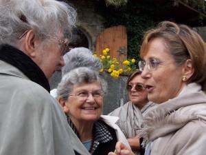 Liuba, Anna P, Daniela