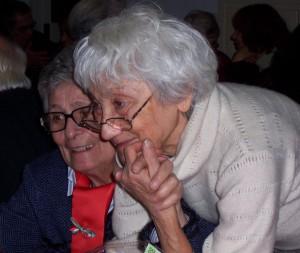 Isolina e Cate