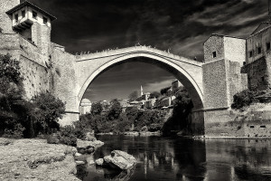 Stari Most  a Mostar