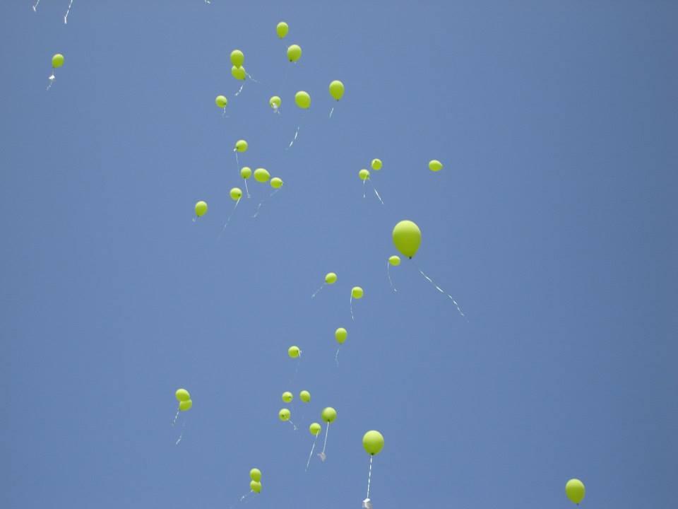 palloncini augurali