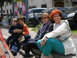 MarisaD, Daniela, Rosanna